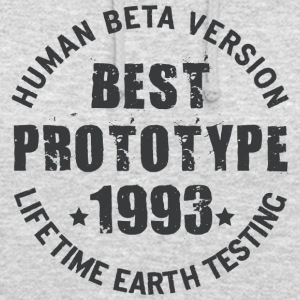 1993 - The year of birth of legendary prototypes - Unisex Hoodie