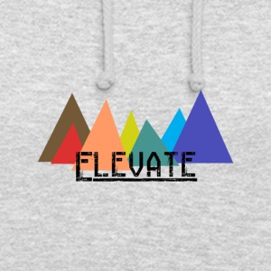 Elevated to the Mountains - Unisex Hoodie