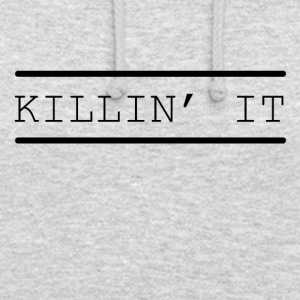 Killin - Sweat-shirt à capuche unisexe