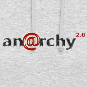 Anarchy 2.0 - Sweat-shirt à capuche unisexe