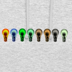 light bulbs - Unisex Hoodie
