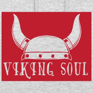 Vikings: Soul Viking - Sweat-shirt à capuche unisexe