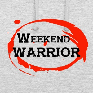 Shirt Weekend Warrior Weekend Party - Unisex Hoodie