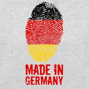 Made in Germany / Made in Germany - Felpa con cappuccio unisex
