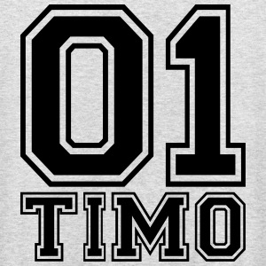 Timo - Name - Unisex Hoodie