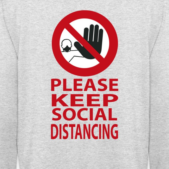 PLEASE KEEP SOCIAL DISTANCING