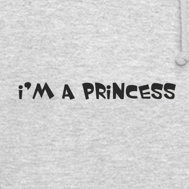 im a princess schwarz