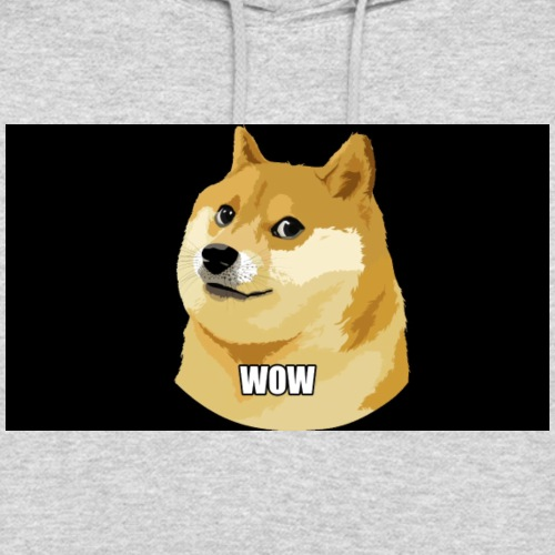 WOW Shibu Doge - Unisex Hoodie