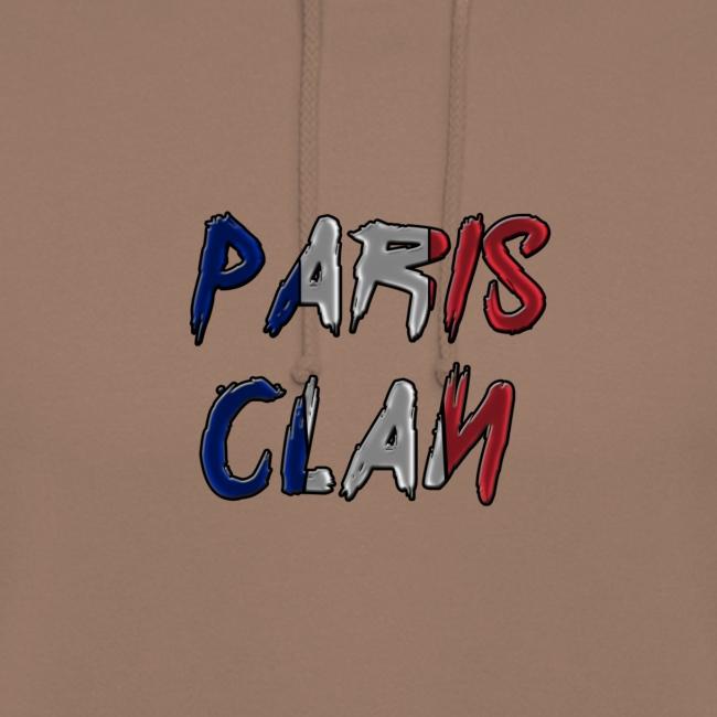 Parisclan Lettering