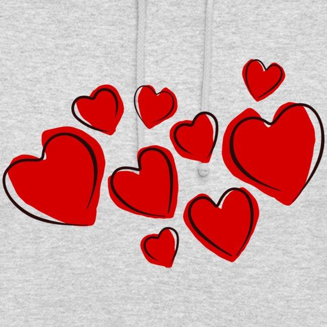 hearts herzen