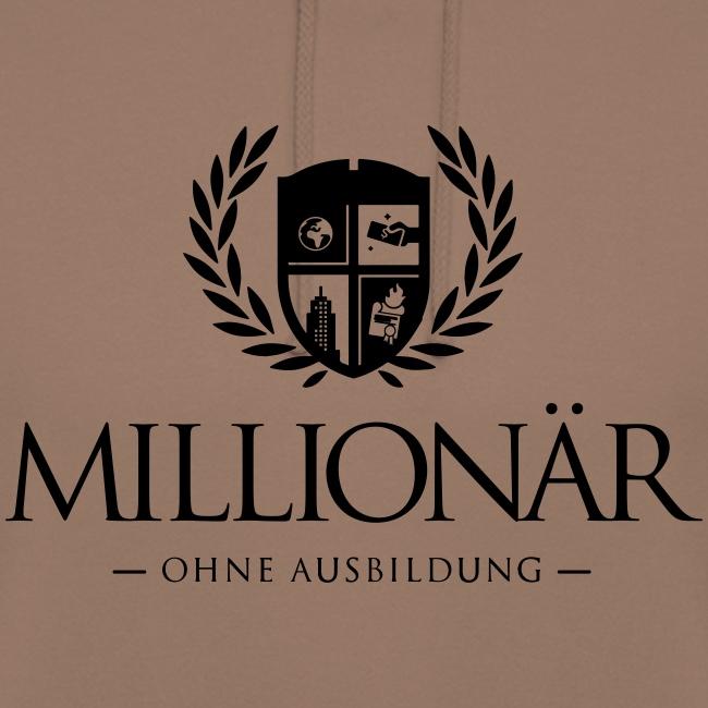 Millionär ohne Ausbildung Shirt