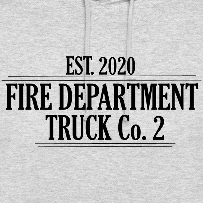 Truck Co.2 - BLACK