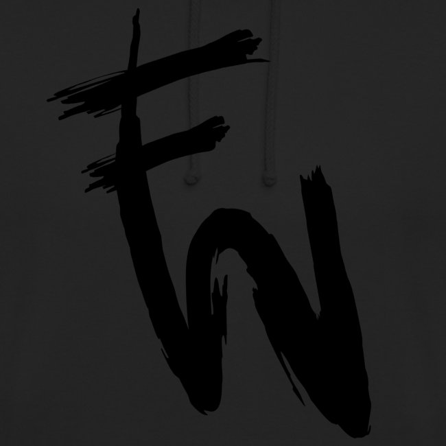 FW svart tryck