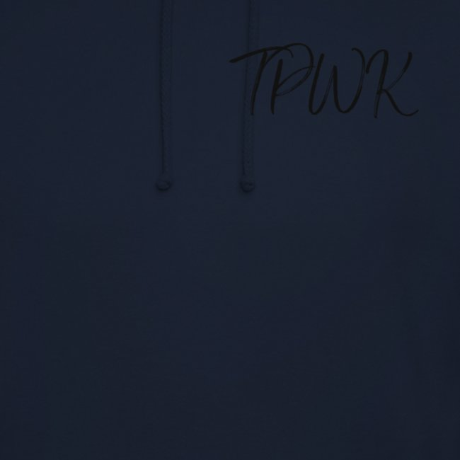 TPWK fancy handwriting black