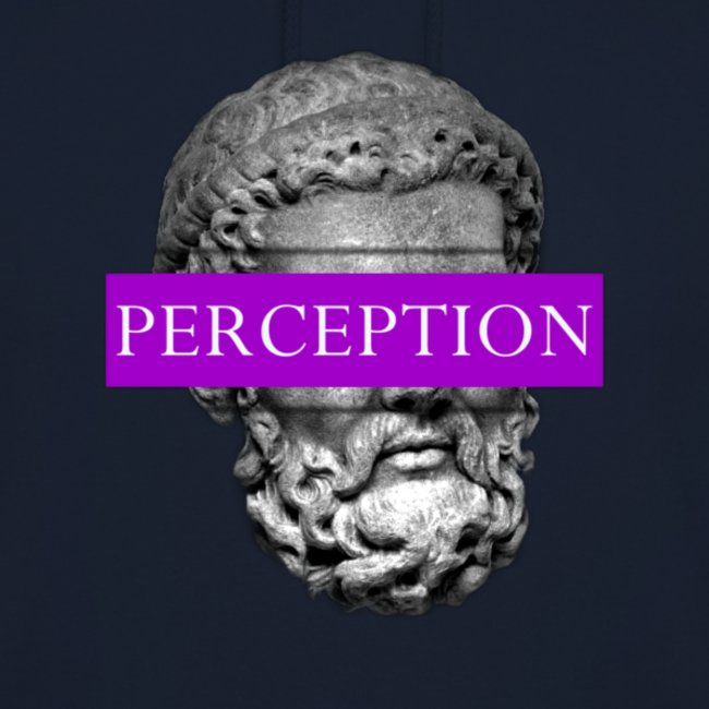 TETE GRECQ PURPLE - PERCEPTION CLOTHING