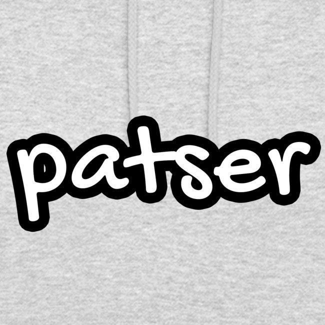Patser - Basic White