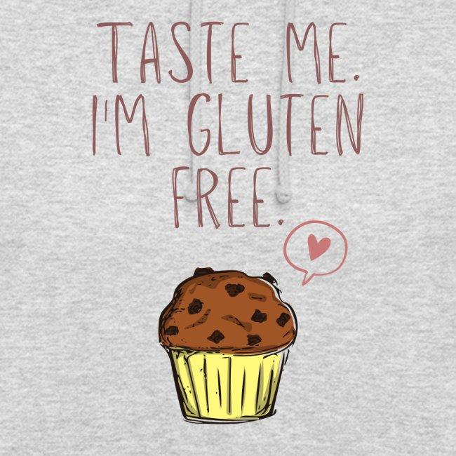 Taste me I'm gluten free