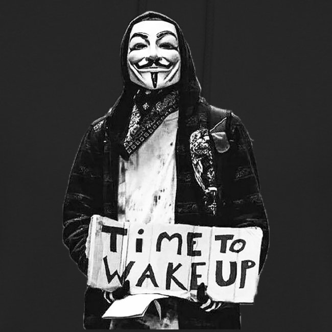 Time to wake up