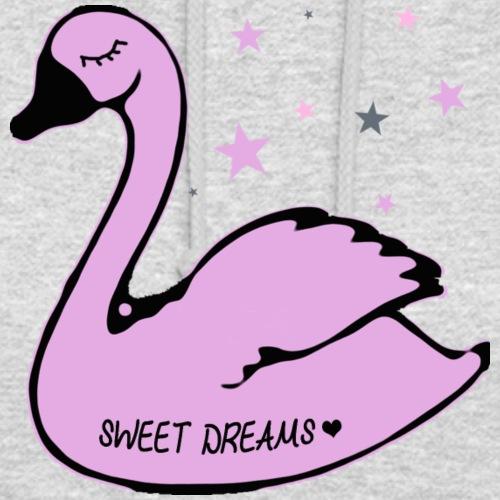 swan sweet dreams - Unisex Hoodie
