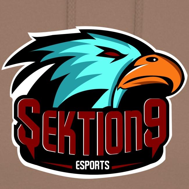 Sektion9 Logo Schwarz