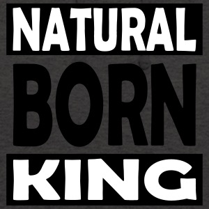 Natural Born King - Unisex Hoodie