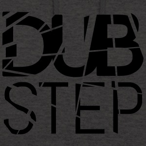 DUBSTEP - Sweat-shirt à capuche unisexe