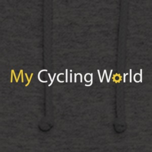 my cycling world - Unisex Hoodie