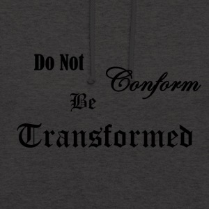 Do_Not_be_Conformed_copy - Hoodie unisex
