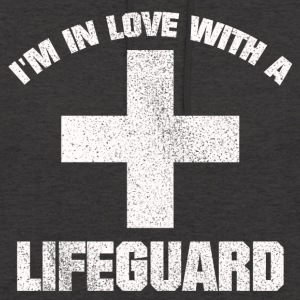 IN LOVE WITH A LIFEGUARD SHIRT - Unisex Hoodie