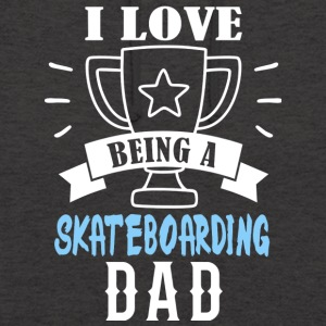 skateboard father - Unisex Hoodie