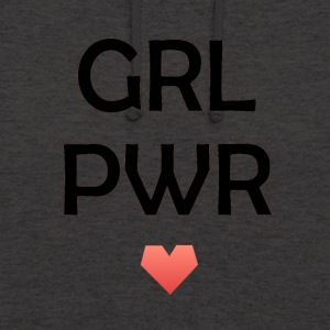 girl Power - Unisex-hettegenser