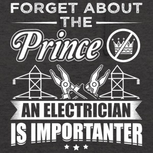Electrician FORGET PRINCE - Unisex Hoodie