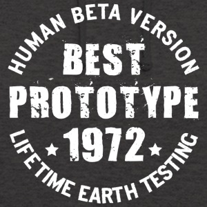 1972 - The year of birth of legendary prototypes - Unisex Hoodie