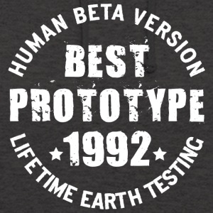 1992 - The birth year of legendary prototypes - Unisex Hoodie