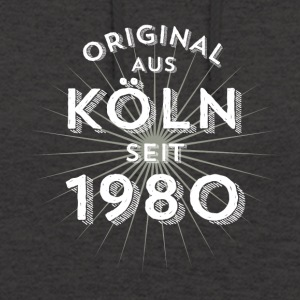 Original from Cologne since 1980 - Unisex Hoodie