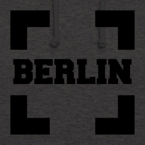 Case Berlin - Sweat-shirt à capuche unisexe