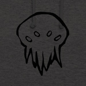 Tiny Cthulhu monster - Unisex Hoodie