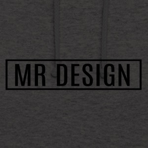 MR DESIGN - Bluza z kapturem typu unisex