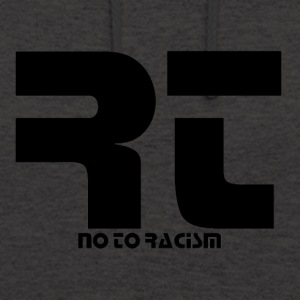 No to Racism - Unisex Hoodie