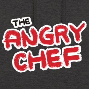 Koch / Chefkoch: The Angry Chef - Unisex Hoodie