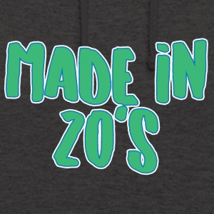 90th birthday: Made In 20's - Unisex Hoodie