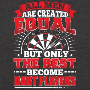 DARTS - ALL MEN ARE CREATED EQUAL - DART PLAYERS - Unisex Hoodie