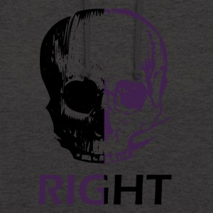 Right - Luvtröja unisex