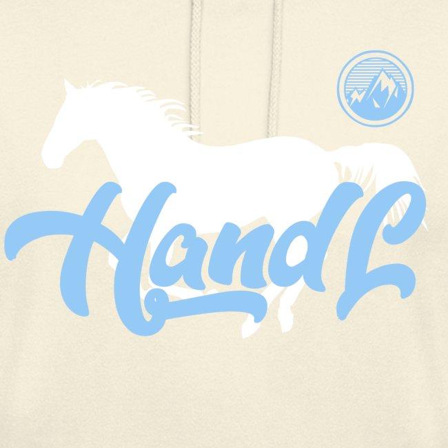 H&l denim Simple Horse