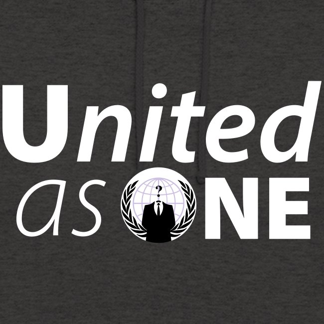Anonymous United As One - Expect US!