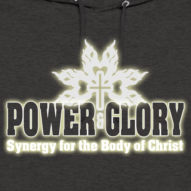 Power and Glory Logo glow