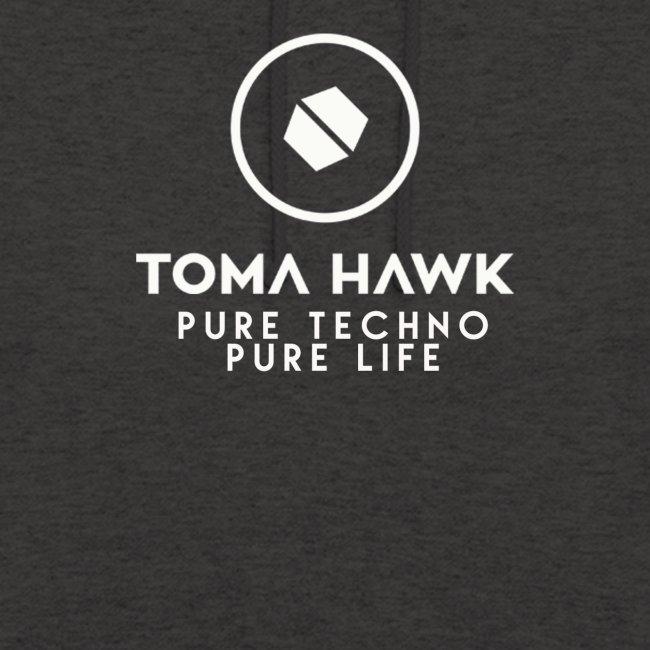 Toma Hawk - Pure Techno - Pure Life White