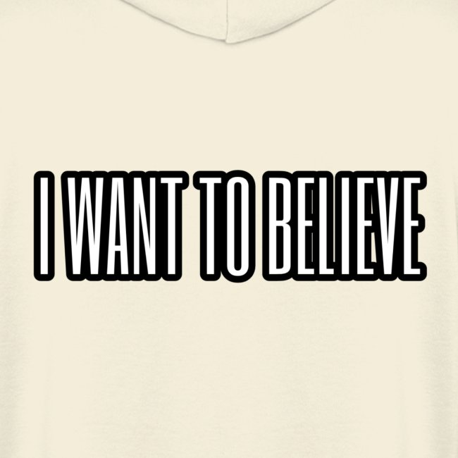we still believe :(