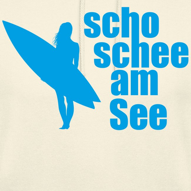 scho schee am See Surferin 03