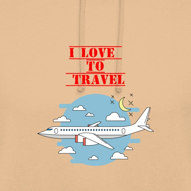 I Love To Travel